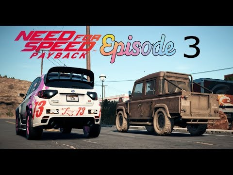 Lets Play Need For Speed Payback Ep 03- OFF ROADING WITH UDO AND league 73 [4K 60FPS ULTRA]
