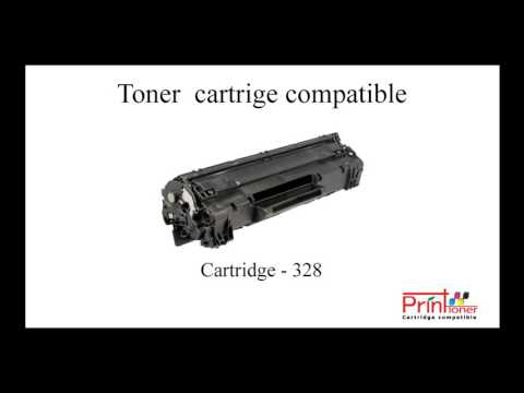 Toner for Canon Cartridge - 328