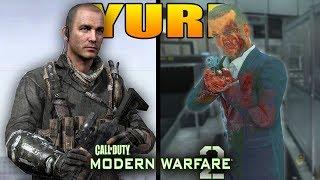 Yuri in Modern Warfare 2 Remastered (Modern Warfare Story)
