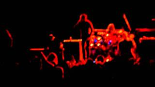 whitechapel intro nov 21st the devil wears parda the deadthrone tour 2011