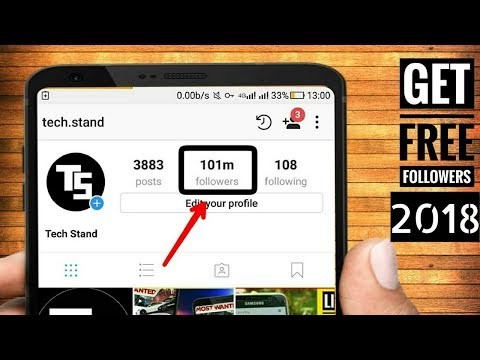 Instagram Followers Hack - Get Real Instagram Followers  ( 100% Working)