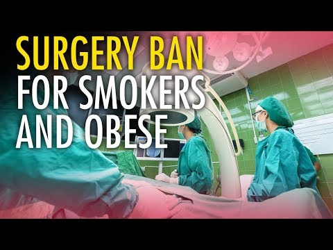 UK county: No surgery to smokers, the obese