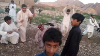 Marri balochi dance in kohlu