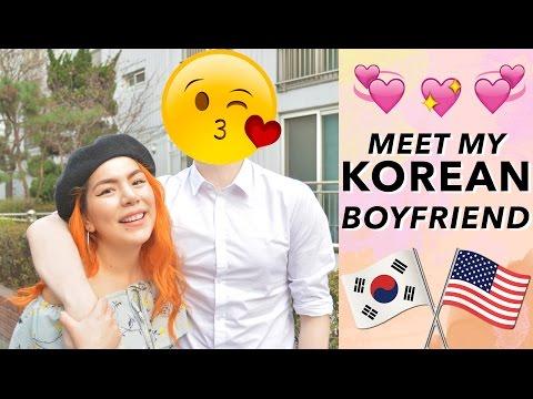 Meet My Korean Boyfriend! | Life in Korea