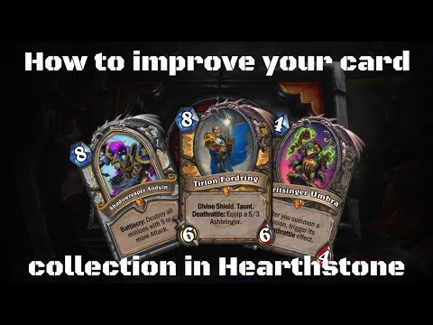 How to get Legendaries & Dust in Hearthstone!