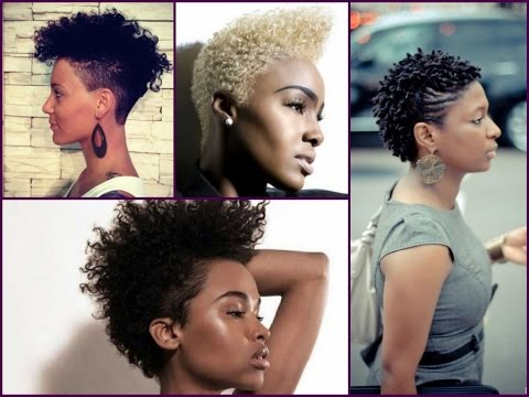 Best Tapered Haircut For Black Women!
