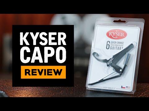 Kyser Capo KG6B Review