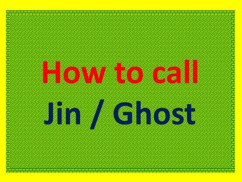 How to call Jin for  fullfillment of any desire   Must do at Your Own Risk