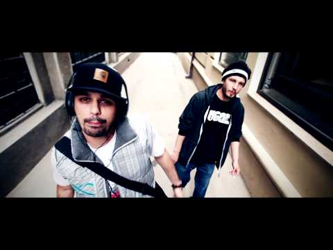 The Aztext and XPL feat. Skilltester Stabbone (Doc) - Break it down 'Official Music Video'