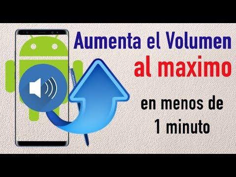 Aumenta el Volumen Maximo de tu Android SIN root