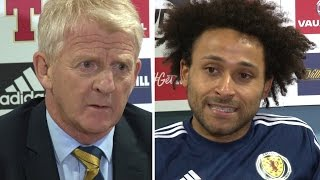 Scotland 1-1 Canada - Gordon Strachan & Ikechi Anya Full Post Match Press Conferences