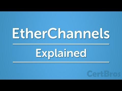 EtherChannel Explained | Concept & Configuration
