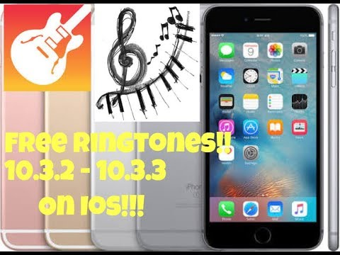 HOW TO GET RINGTONES ON IOS 10.3.2 - 11- latest For Free!!!