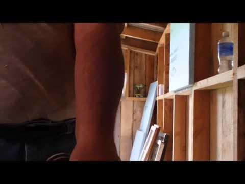 Wood Shed Windows