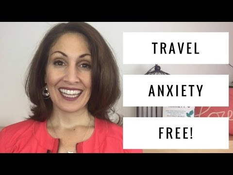 Cure Driving Anxiety and Flying Anxiety - Travel with ease!
