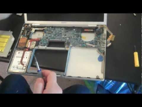 MacBook Pro nVidia Black Screen Fix PT1