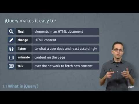 jQuery Tutorial for Beginners - Try jQuery (Level 1)