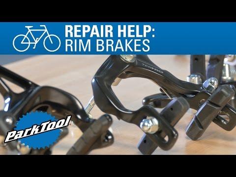Bicycle Rim Brake Identification - What Type of Brake Do I Have?