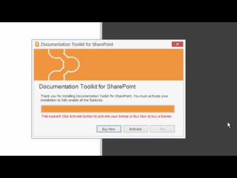 Generate an X-Ray document of your SharePoint Farm with SPDocKit