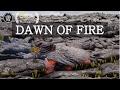 Dawn of Fire - Mesmerizing Hawaii Lava Timelapse 4K