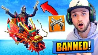 Should this be BANNED in Fortnite: Battle Royale...?