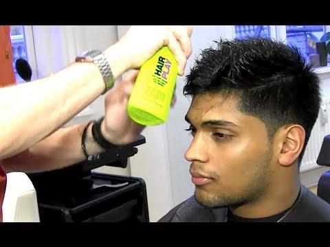 Zayn Malik Men's stylish black hair - how to style men's thick black hair
