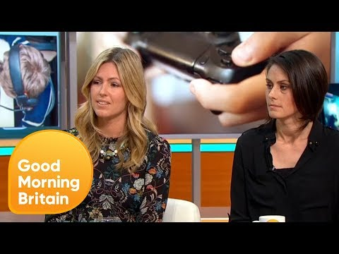 Are Children Addicted To Fortnite? | Good Morning Britain
