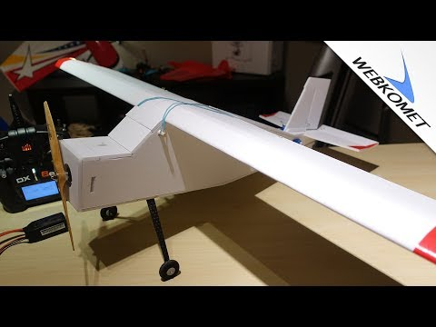 How to Build a RC AIRPLANE for CHEAP - COMPLETE DIY GUIDE