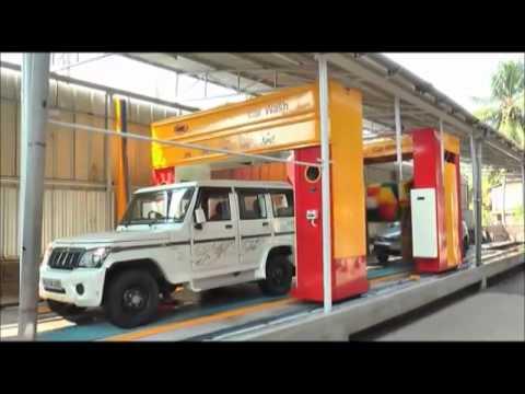 Automatic Car Wash System by K. R. Equipments Pvt. Ltd., Sahibabad