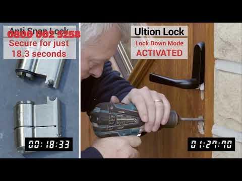 Ultion vs Anti-snap Lock Demo https://www.helplocks.com