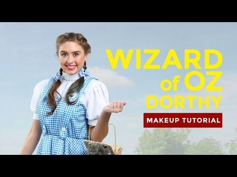 Wizard of Oz Makeup Tutorial: Dorothy