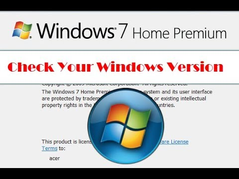How to Check Your Windows Version