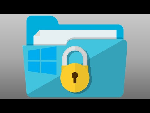 How To Secure A Folder In Windows So Only You Can Access It