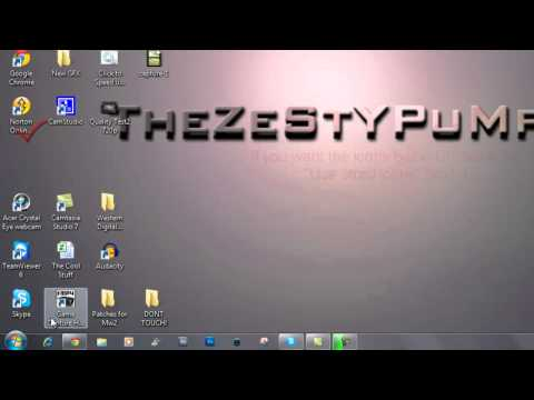 Windows 7 Tips: How to Make your Icons on the Taskbar Smaller