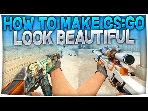 CS:GO - How to make CS:GO look AMAZING (Mainly for Movie Makers)