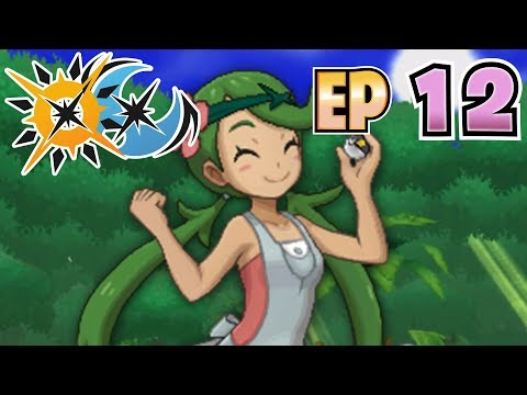 Let's Play Pokémon Ultra Sun & Ultra Moon - Part 12 - The Trial of Captain Mallow!