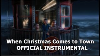 The Polar Express When Christmas Comes To Town.Cover When Christmas Comes To Town Ft Jennabun