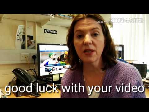 How to Shoot a Video with your Phone - Tips from Dr Irene McCormick
