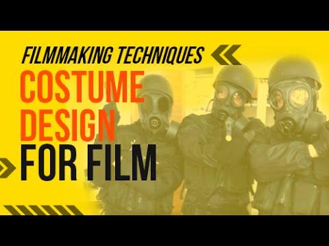 Costume Design For Film filmmaking techniques