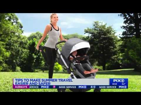 Delta Children Strollers Featured as the Safest Stroller for Your Summer