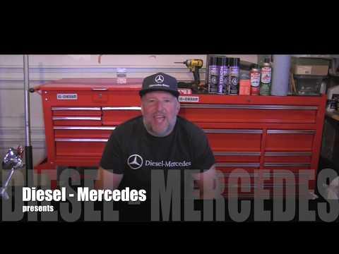 Diesel-Mercedes T-Shirt and Bumper Sticker