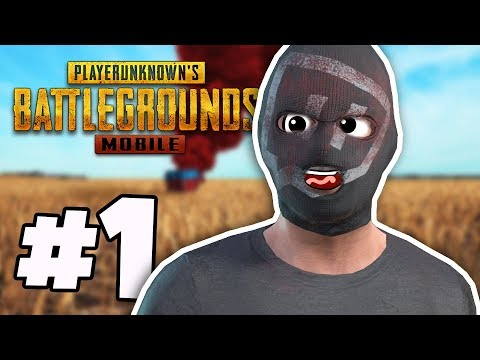 WORLDS MOST CREEPY BOT EVER! | PUBG Mobile Part 1