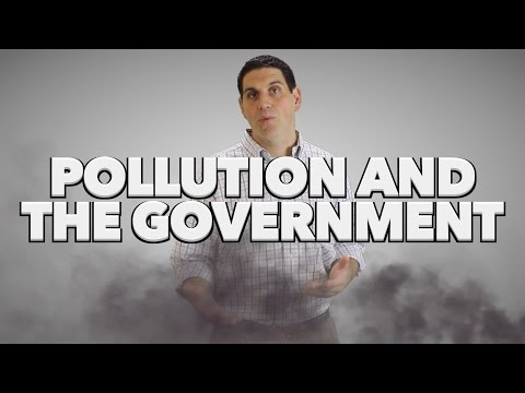 Pollution, the Government, and MSB=MSC- Microeconomics 6.2