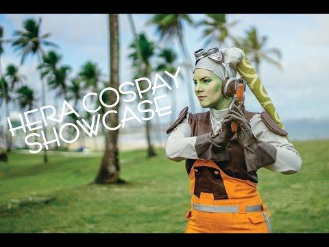Hera Star Wars Rebels Cosplay Showcase