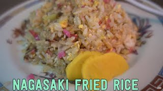 Train Bento Box & BEST Fried Rice in Nagasaki Japan