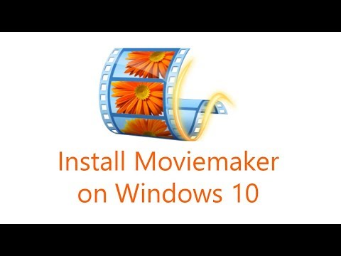 HOW TO INSTALL MOVIEMAKER ON WINDOWS 10 [2017 WORKING!]