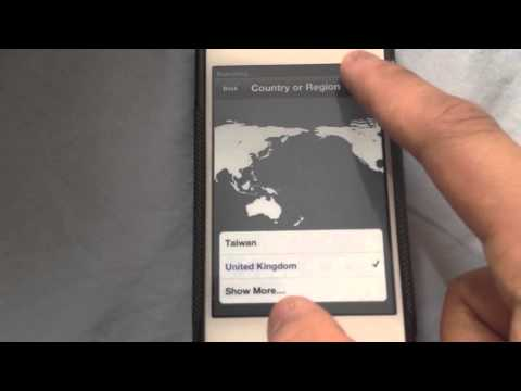 How to erase all your content and setting on a iPod Touch,