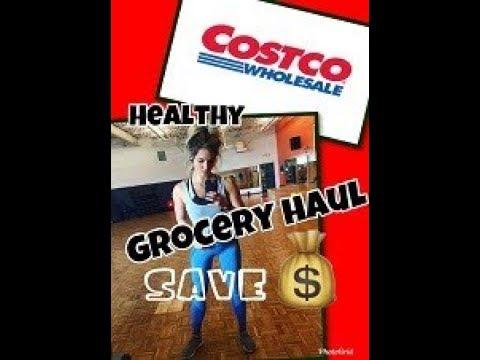 COSTCO Haul on Prep/Food Staples