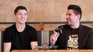 LUKE CAMPBELL ON HOW LOMACHENKO MAKES FIGHTERS QUIT! SAYS HE BEATS LINARES EASILY IN REMATCH!
