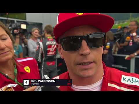 2018 Austrian Grand Prix | Qualifying Reaction